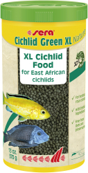 Cichlid Green XL Nature