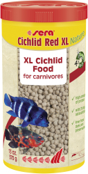 Cichlid Red XL Nature