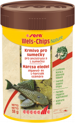 Catfish/Wels Chips Nature