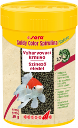 Goldy Color Spirulina Nature