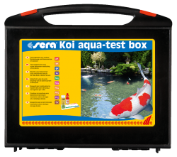 KOI aqua-test box