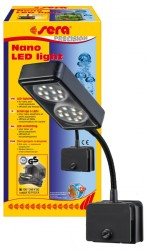 Nano LED light 2 x 2W