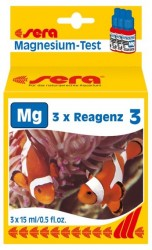 Mg test refill pack