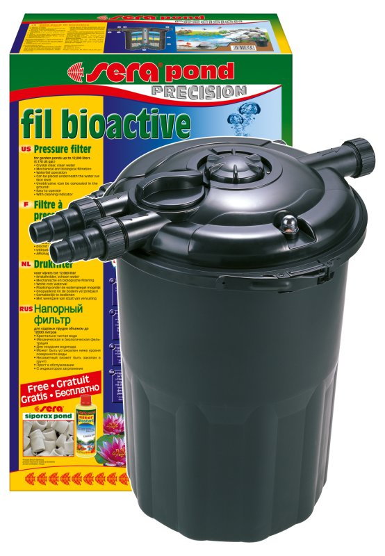 pond fil bioactive