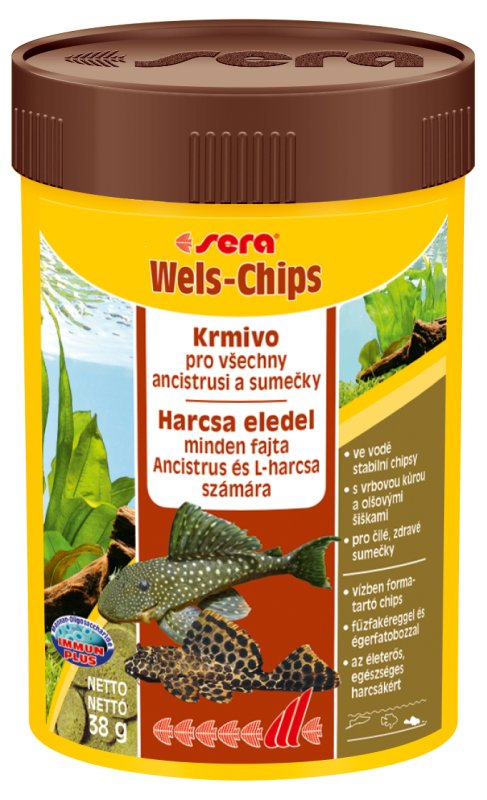 Catfish/Wels Chips